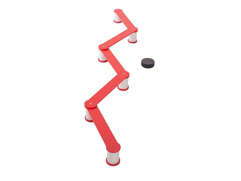 Хоккейный тренажер змейка своими руками